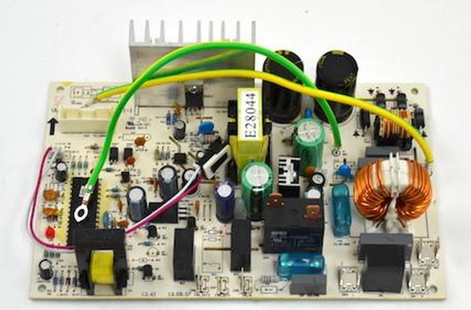 CONTROL BOARD      17122000008244