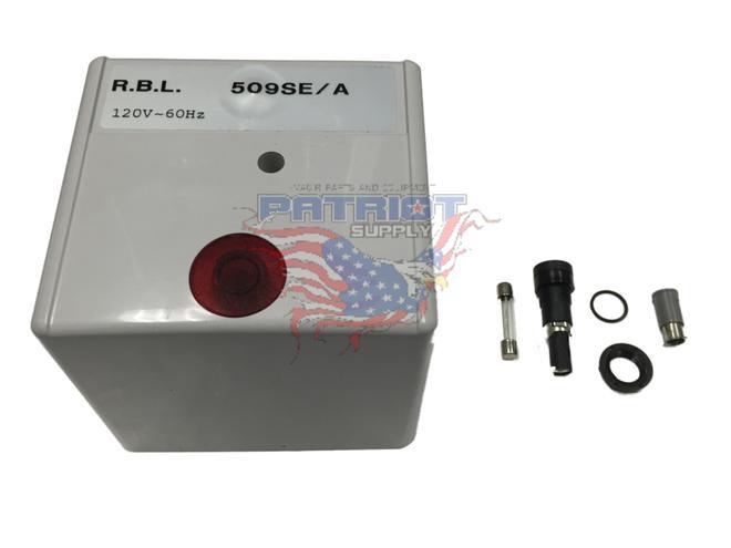 riello 40 f5 burner manual