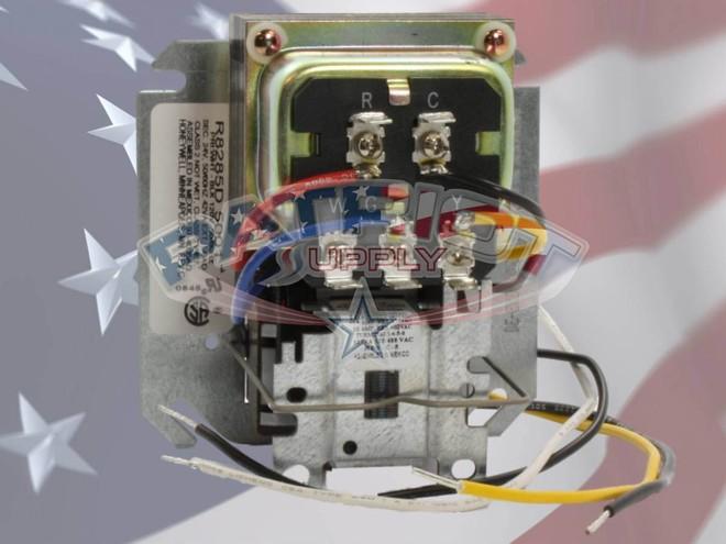 Large Honeywell R D Webshot
