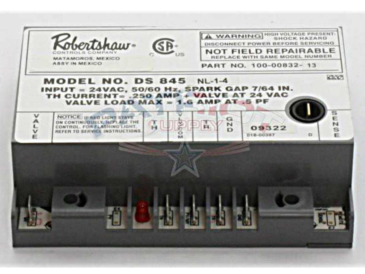large_RBS780 502 robertshaw ds845 wiring diagram robertshaw ignition control 780 robertshaw ds845 wiring diagram at gsmx.co